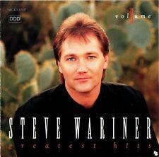 Steve Wariner - Greatest Hits Volume II / 2 (1991)  CD  NEW/SEALED  SPEEDYPOST