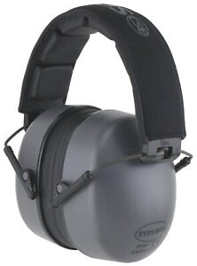 TITUS Highest Oynx 37 NRR Noise Reduction Ear muffs Hearing Protection Earphones