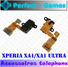 Sony Xperia XA1 ultra nappe casque prise jack headphone earphone flex cable