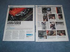 How-To Tech Info CPP Power Steering Install Article for 1955-'59 Chevy 3100