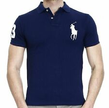 Polo Ralph Lauren Big Pony T-Shirt Men's Size S, M, L, XL, XXL - Custom fit