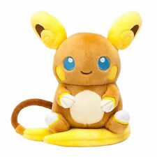 Official Pokemon Dolls Series Alola Raichu Plush Toy Mini Alolan Poke Doll Gift