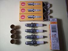 4 x NGK BKUR6ET-10 SPARK PLUG FOR AUDI,SEAT, SKODA, VW, MERCEDES, RENAULT