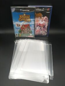 Boitier De Protection / Crystal Box Game Cube / PS2 / Wii / Wii U / Xbox