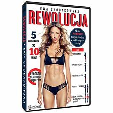 EWA CHODAKOWSKA REWOLUCJA DVD Shipping Worldwide
