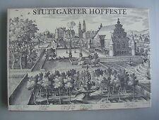 Stuttgarter Hoffeste 1616/1979 Neudrucke deutscher Literaturwerke Folge 27