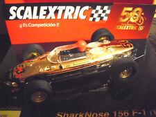 """SCX FERRARI SHARKNOSE 156 F1 """"50 Aniversario""""  NUEVO New 1/32"""