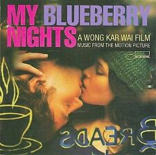 My Blueberry Nights Music from the Motion Picture 2007 The Blue Note CD