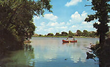 Postcard Canada  Ontario Greetings from Port Rowan  posted