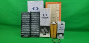 GENUINE SSANGYONG REXTON SUV 2.7L TD AUTO FILTER PACK (OIL + AIR + CABIN FILTER)