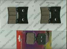 Ducati Disc Brake Pads Multistrada 1200/ 1200S  2010-2014 Front & Rear (3 sets)