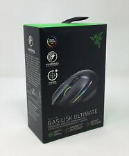 Razer Basilisk Ultimate Wireless Optical Gaming Mouse (Black) RZ01-03170200-R3U1