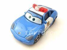 Mattel Disney Pixar Cars Police Sally Metal Toy Car 1:55 Loose In Stock
