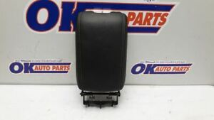 15-16 CADILLAC SRX OEM CENTER FLOOR CONSOLE ARM REST LID ONLY BLACK LEATHER