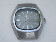 Watch / Horloge Prominent Antichoc vintage men's watch for parts