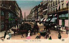 CPA PARIS 2e-La Rue de la Paix (322125)