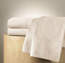 Jennifer Lopez Set Of 2 Pillow Cases Cal King~600 Tc~Egret, Ivory~Nwot