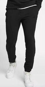 Nike Air Jordan Jumpman Wings Fleece Joggers Pants Size LARGE DA6709-010 Rare