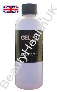 Gellux Salon System Gellux Profile Remover Soak Off UV Gel - 125ml