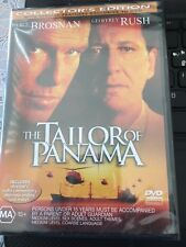 TAILOR OF PANAMA - PIERCE BROSNAN / GEOFFREY RUSH - PAL R4 - NEW & SEALED
