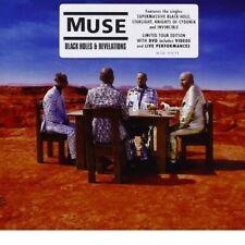 MUSE 'BLACK HOLES & REVELATIONS' CD+DVD TOUR EDITION