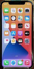 Apple iPhone X - 256GB - Silver (Verizon/UNLOCKED) A1865 (CDMA + GSM)