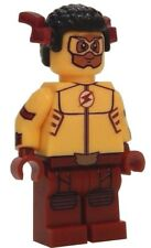 **NEW** LEGO Custom Printed KID FLASH (CW TV SHOW VERSION) Minifigure
