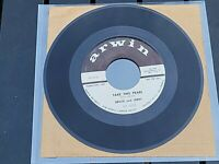 1959 NOS Beach Boys Bruce Johnston & Jerry Take This Pearl First Arwin Promo 45