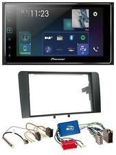 Pioneer MP3 DAB Bluetooth 2DIN USB Autoradio für Audi A3 8P 03-06 Aktivsystem IS