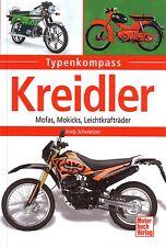 Book - Kreidler Mopeds Motorbikes 1950-2014 - Andy Schwietzer - Mofas Mokicks