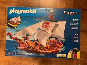 Las Mejores Ofertas En Playmobil Barco Pirata Ebay