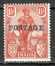 Malta - 1926 Definitive Melita overprinted - Mi. 104 MH