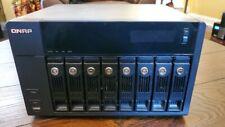 Qnap Ts-859 Pro 8 Bay Network Storage Nas - No Drives