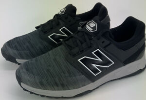 New Balance Golf Fresh Foam Mens Size 15 2E Links SL Shoes Black