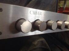VINTAGE CARVER PREAMP C-2
