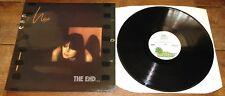 NICO ~ THE END ~ UK ISLAND PINK RIM 2U/3U 1ST PRESS 1974 ~ NEAR MINT