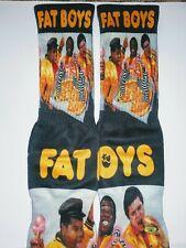 The Fat Boys men crew socks