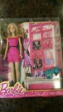 Barbie doll and shoes gift set boxed & DVD Mariposa & the fairy princess