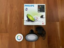 Philips Living Colors LED-Lampe farbig mit Fernbedienung