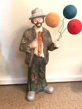 Emmett Kelly Jr 🤡 Signature Collection Balloons 🎈 Exclusively Clown Hobo