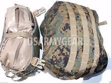 GEN 2 USMC MARINE DIGITAL MARPAT ILBE ARCTERYX  LID + RADIO UTILITY POUCH USGI