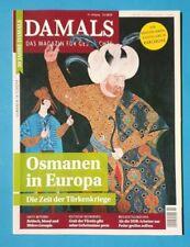 DAMALS Das Magazin für Geschichte 11/2019 Osmanen in Europa  ungelesen 1A
