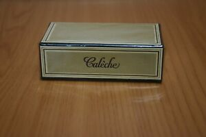 "HERMES ""Caleche"" Parfum 7,5 ml Made in France da Collezione Vintage Originale"