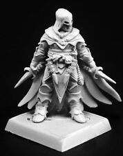 RED RAVEN - PATHFINDER REAPER figurine miniature jdr d&d rpg assassin mask 60203