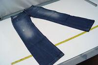 DIESEL Herren Men Jeans Hose 31/32 W31 L32 stone wash blau used look TOP #95