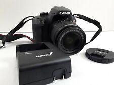 PRISTINE!! - Canon EOS Rebel T100 Digital SLR Camera With 18-55mm Lens Kit