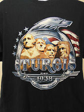 Sturgis Black Hills Motor Classic Men's Large T-Shirt