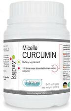 MICELLE CURCUMIN NovaSol®  LICAPS 240 CAPSULES
