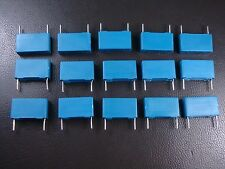 Lot of 15 B32522C6104K TDK EPCOS Metallized Film Capacitor 0.1 uF .1 μF 10% 400V