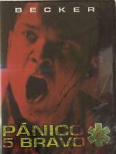 Panico 5 Bravo(2014) DVD NEW Kuno Becker &Raul Mendez NR THRILLER & MYSTERY